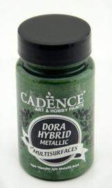 Dora Hybride metallic verf 90ml - Groen - Cadence