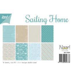 6011-0569 Papierset A4 - Joy Crafts