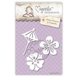 Doohickey Sakura Flowers and Umbrella - Collectie 2015 - Magnolia