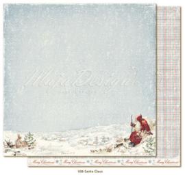 938 Scrappapier dubbelzijdig - Joyous Winterdays - Maja Design