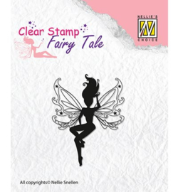 FTCS003 Clearstempels Fairy Tail - Nellie Snellen