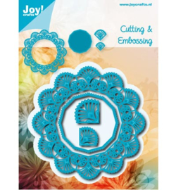 6002/0783 Snij- en embosmal - Joy Crafts