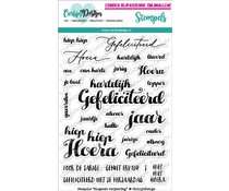 CDST0042 Clearstempel NL tekst - Carlijn Design