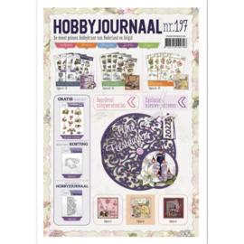 Hobbyjournaal 197 met knipvel