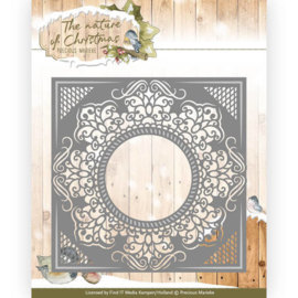 PM10098 Snij- en embosmal - The Nature Christmas - Marieke Design
