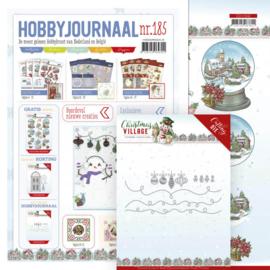 Hobbyjournaal nr. 185 met mal en knipvel