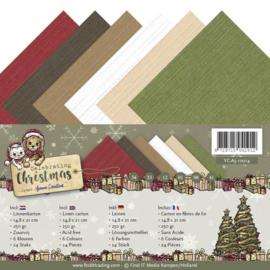 YCA510014 Karton  - Celebrate Christmas - Yvonne Creations