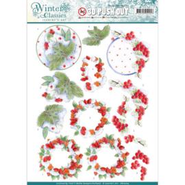 SB10204 Uitdrukvel A4 - Winter Classic - Jenine's Art