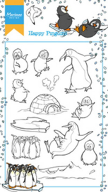 HT1628 Clearstempel - Marianne Design