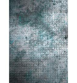 BASISIN258 Achtergrondpapier A4 dubbelzijdig -  Industrial 2.0 - Studio Light
