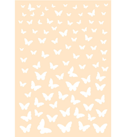 6002-0870 Polybesa stencil - Joy Crafts