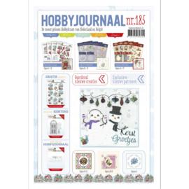 Hobbyjournaal nr. 185 met  knipvel