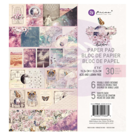 "994662 Paperpad 6x6""  - Moon Child - Prima Marketing"