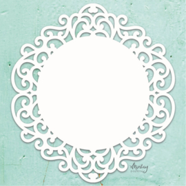 Mintay Chippies - Decor - Fancy Circle - (MTCHIP1-D3) - PAKKETPOST!