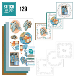 Stitch and Do 129 - Heren