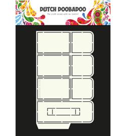 470.713.047 Dutch Box  Art A4 - Dutch Doobadoo