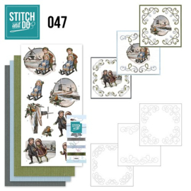 Stitch en Do nr. 47 - Holland