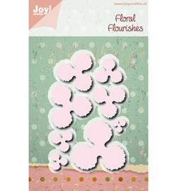 6002-1082 Snij- en embosmal - Joy Crafts