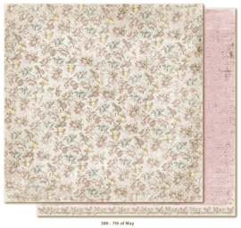 589 Scrappapier dubbelzijdig - Vintage Spring - Maja Design