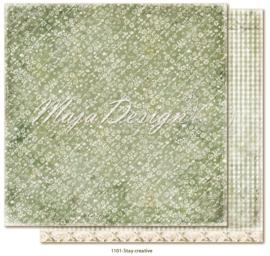 1101 Scrappapier dubbelzijdig - Miles Apart - Maja Design
