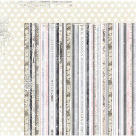 20901832 Scrappapier dubbelzijdig - Winter Wishes - Bo Bunny