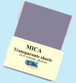 Mica A6 - 10 stuks
