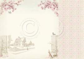 Cherry Blossom Lane - Pion Design