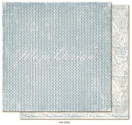 945 Scrappapier dubbelzijdig - Joyous Winterdays - Maja Design