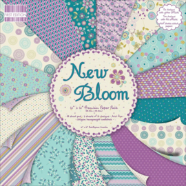 Paperpad 15x15cm 64 vel New Bloom - First Edition