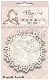 Doohickey Mini Doily - Collectie 2011 - Magnolia