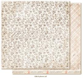 1096 Scrappapier dubbelzijdig - Miles Apart - Maja Design