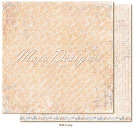 1036 Scrappapier dubbelzijdig - Denim en Girls - Maja Design