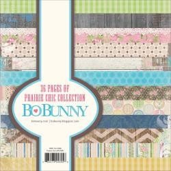 Paperpad 15,2 x 15,2 cm - Prairy  -  Bo Bunny