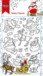 HT1624 Clearstempel  - Marianne Design