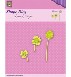 SDL048 Snij- en Embosmal - Nellie Snellen