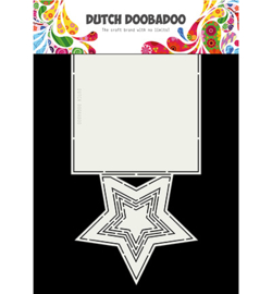 470.713.697 Card Art Stencil A4 - Dutch Doobadoo