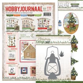 Hobbyjournaal 199 met mal en knipvel