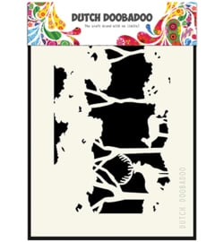 470.715.402 Mask Stencil A5 - Dutch Doobadoo