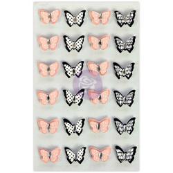 594107 Vlindertjes - 24 stuks - Prima Marketing