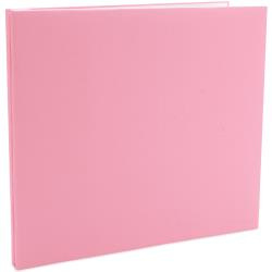 Scrapalbum Pink Fabric- 12 x 12 inch - Colorbök
