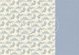 PD9206 Scrappapier dubbelzijdig - Patchwork of Life - Pion Design
