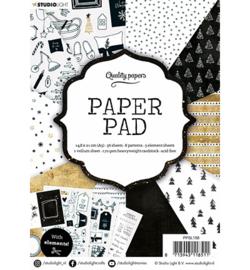 PPSL156 Paperpad A5 - Studio Light