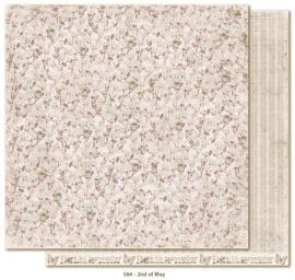 584 Scrappapier dubbelzijdig - Vintage Spring - Maja Design