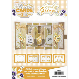 Figure Cards nr. 11 -  Early Spring- Marieke Design