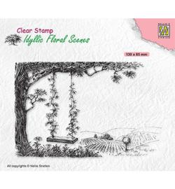 IFS035 - Tree with swing - Nellie Snellen