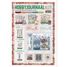 Hobbyjournaal 198 met knipvel