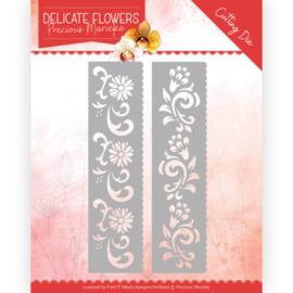 PM10179 Snij- en embosmal - Delicate Flowers - Marieke Design