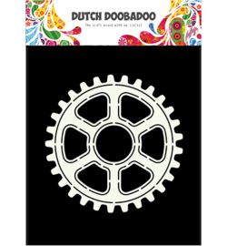 470.713.674 Card Art Stencil 12 x 12cm - Dutch Doobadoo