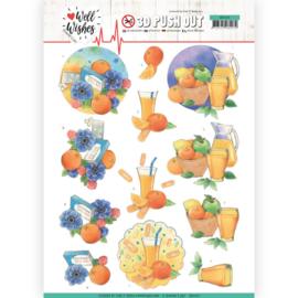 SB10429  Uitdrukvel A4 - Well Wishes - Jeanine's Art