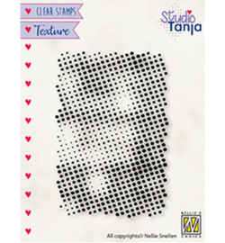 TXCS022 Clearstempel - Dots - Nellie Snellen